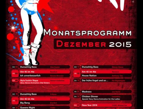 Monatsprogramm Dezember | 4 Akt (ZH)