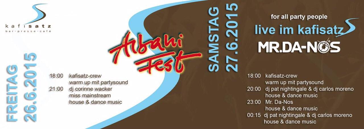 Albani Fest   Kafisatz Winterthur (ZH)