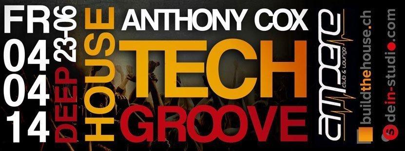 Deep House Tech Groove | 4 Akt (ZH)