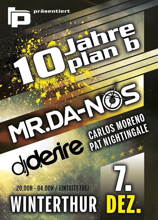 10 Jahre Plan B | Plan B Winterthur (ZH)