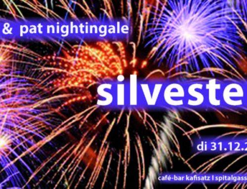 Silvester 2013 mit Dj Pat Nightingale | Kafisatz Winterthur (ZH)