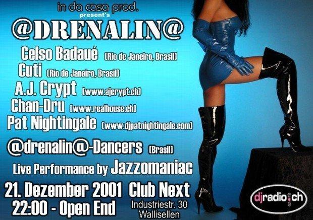 Adrenalina   Next Club Wallisellen (ZH)