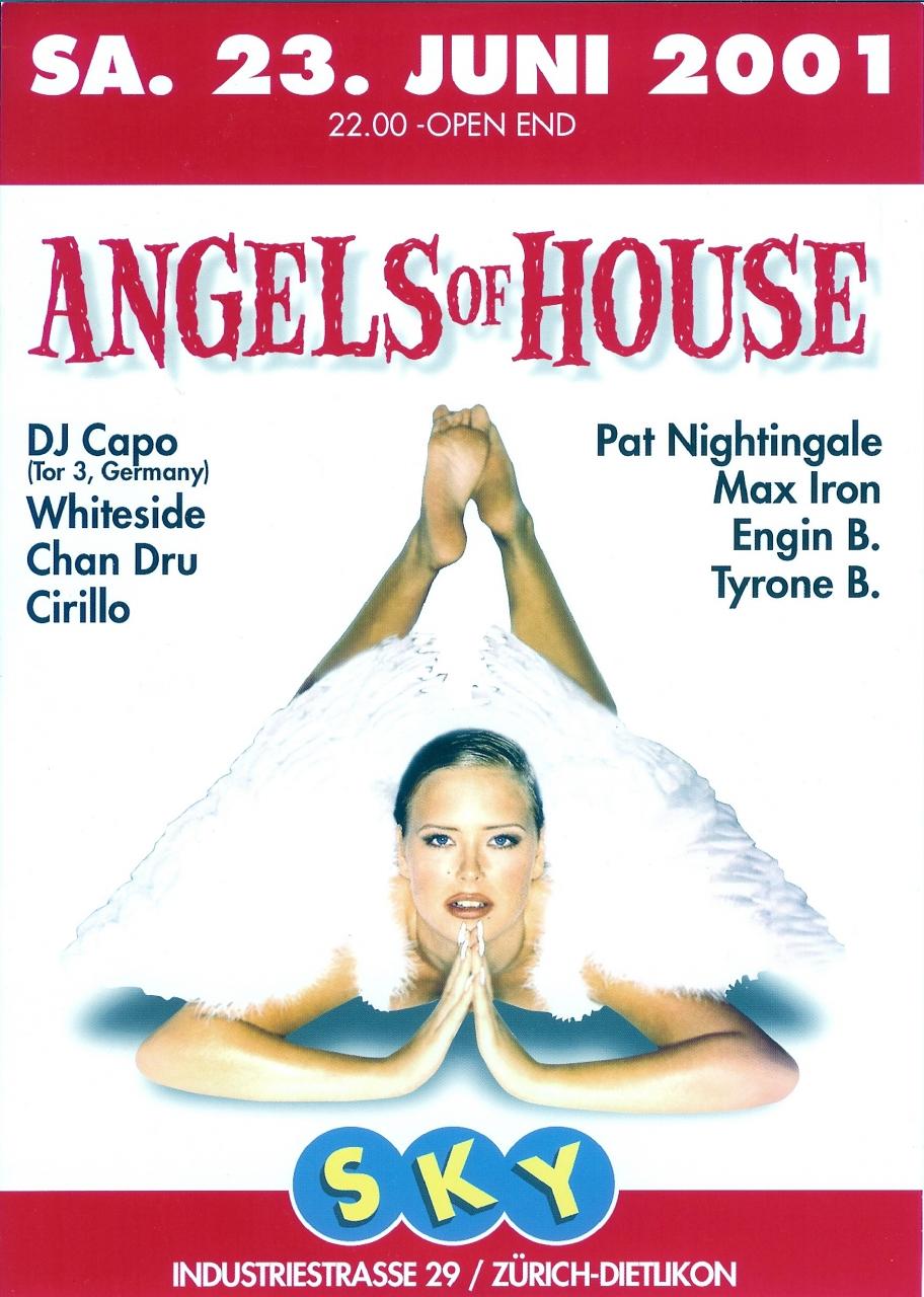 Angels of House | SKY Dietlikon (ZH)