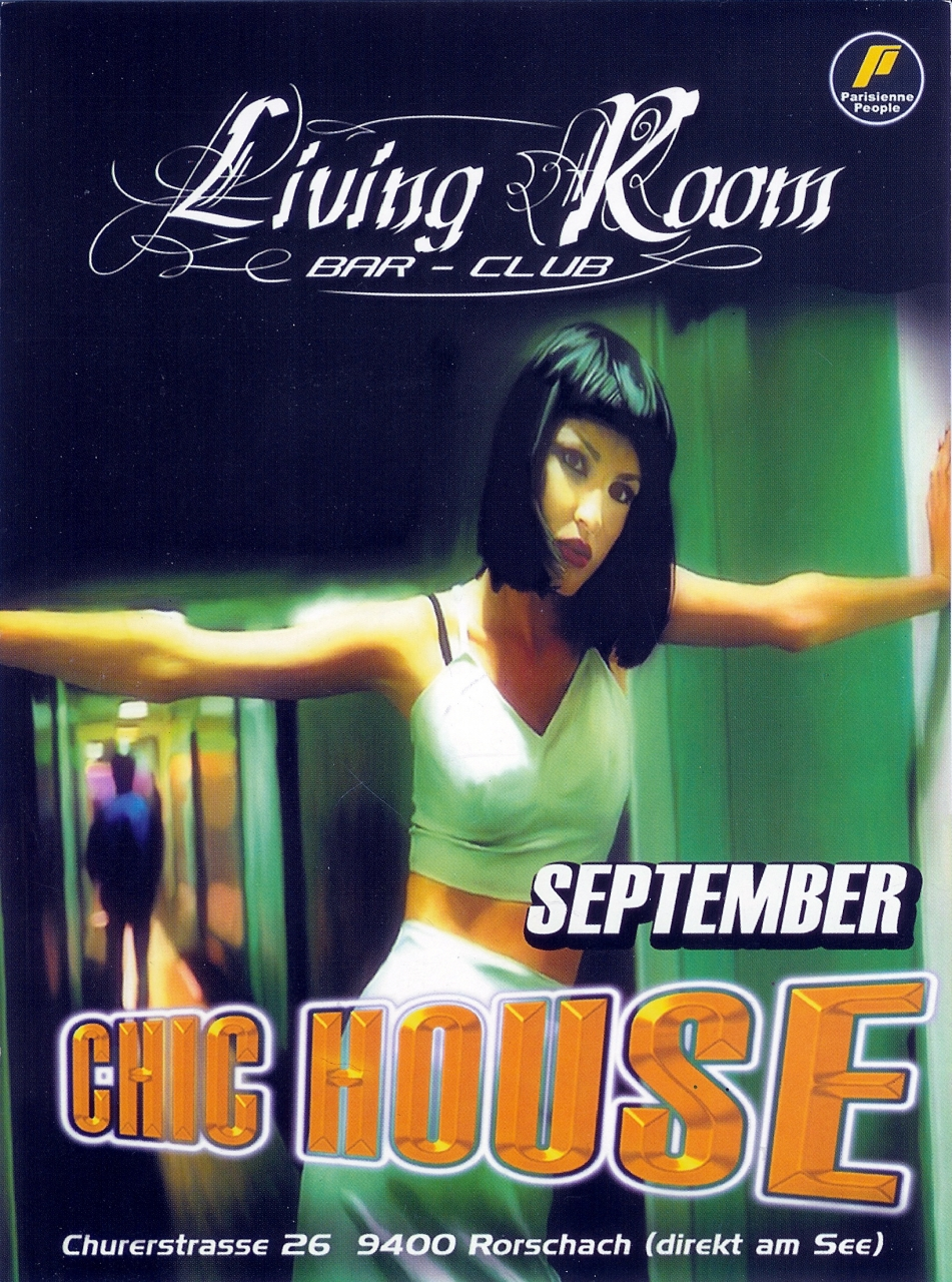 Chic House | Living Room (SG)