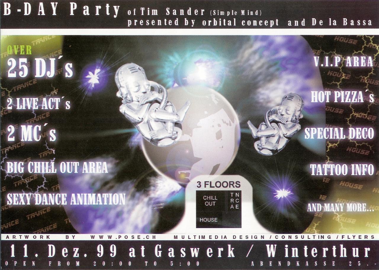 dj tim sander b-day party_11.12.1999