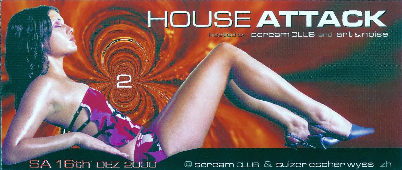House Attack 2 | Sulzer Escher Wyss (ZH)