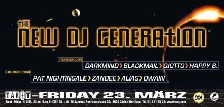 New DJ Generation | Oxa (ZH)