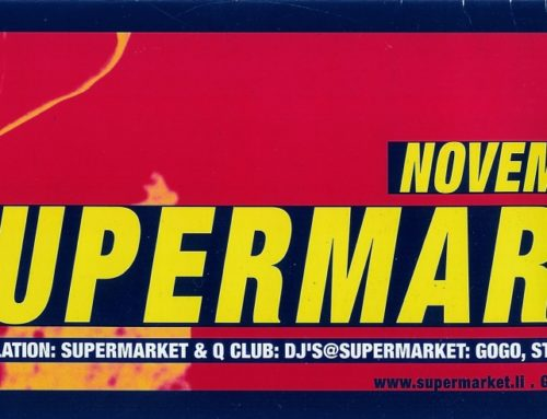 The Cage | Supermarket (ZH)