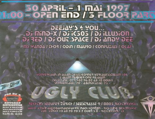 Party | Ugly Club Richterswil (ZH)