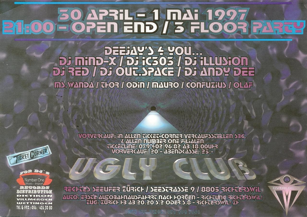 ugly club_30.4.1997