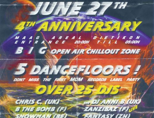 White Wolf 4TH Anniversary | Maag Areal Dietikon (ZH)