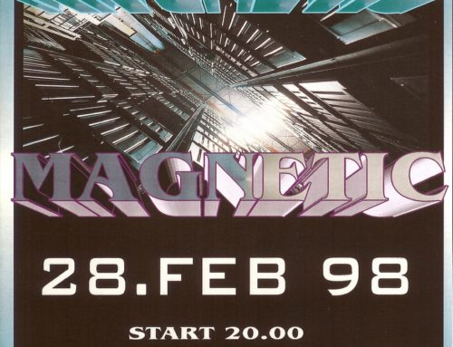 White Wolf Magnetic | Maag Areal Dietikon (ZH)