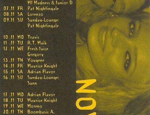 Monatsprogramm November 2003 | 4 Akt (ZH)