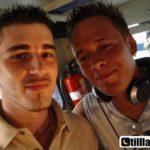 Boot Party mit DJ Pat Nightingale | Zürichsee > Freitag 01.08.2003