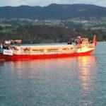 Sunset Boat mit Pat Nightingale | Zürichsee > Samstag 10.07.2004