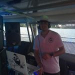 BLUE WHITE PARTYBOAT mit Pat Nightingale | ZH SEE > Samstag 30.07.2016