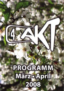 Monatsprogramm März&April | 4 Akt (ZH)