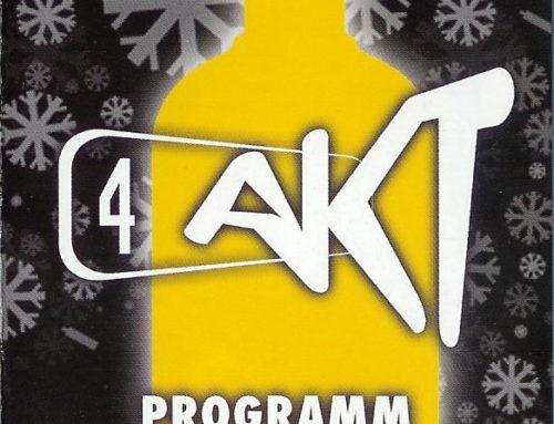Monatsprogramm Dezember 2006 | 4 Akt (ZH)