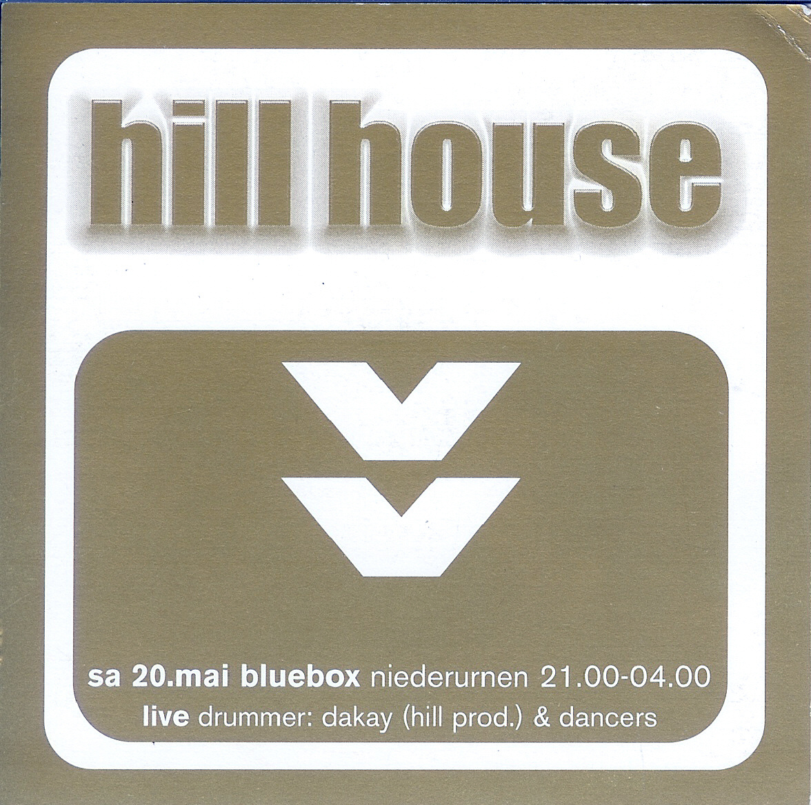 Hill House | Blue Box Niederurnen (GL)