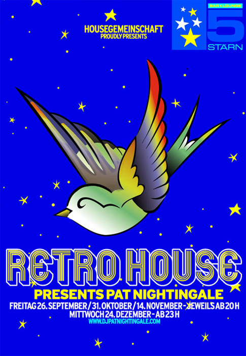 Retro House | 5 Stärn Wetzikon (ZH)