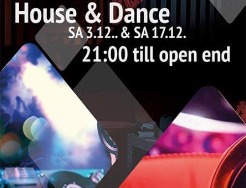 House&Dance Night | Pampelonne (ZH)