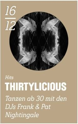 Thirtylicious   Salzhaus Winterthur (ZH)