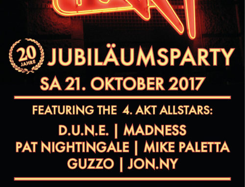 Jubiläums Party 20 Jahr 4 Akt