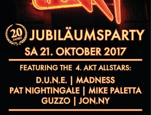 Jubiläums Party 20 Jahr 4 Akt