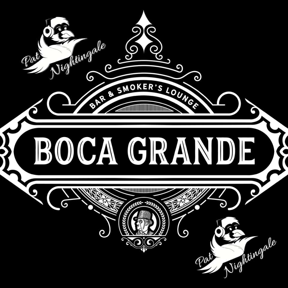 Boca Grande_Pat Nightingale_Logo